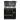 K148 svart mässing 90cm 23kW